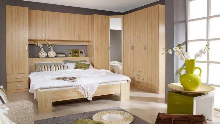 Des placards de rangement autour du lit | Decomaison, Mètre carré ...