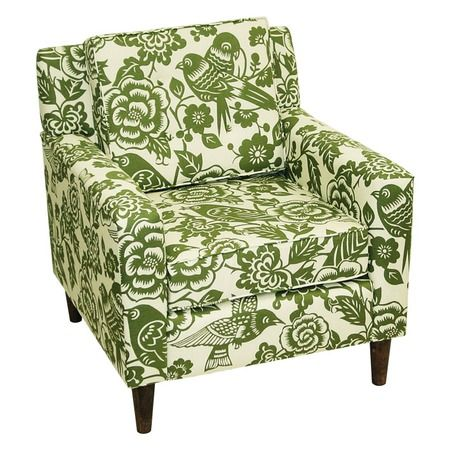 I pinned this Orchid Island Chair in Moss from the A Splash of Citrus event at Joss and Main!