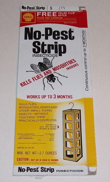Shell No Pest Strip Box My Childhood Memories Childhood