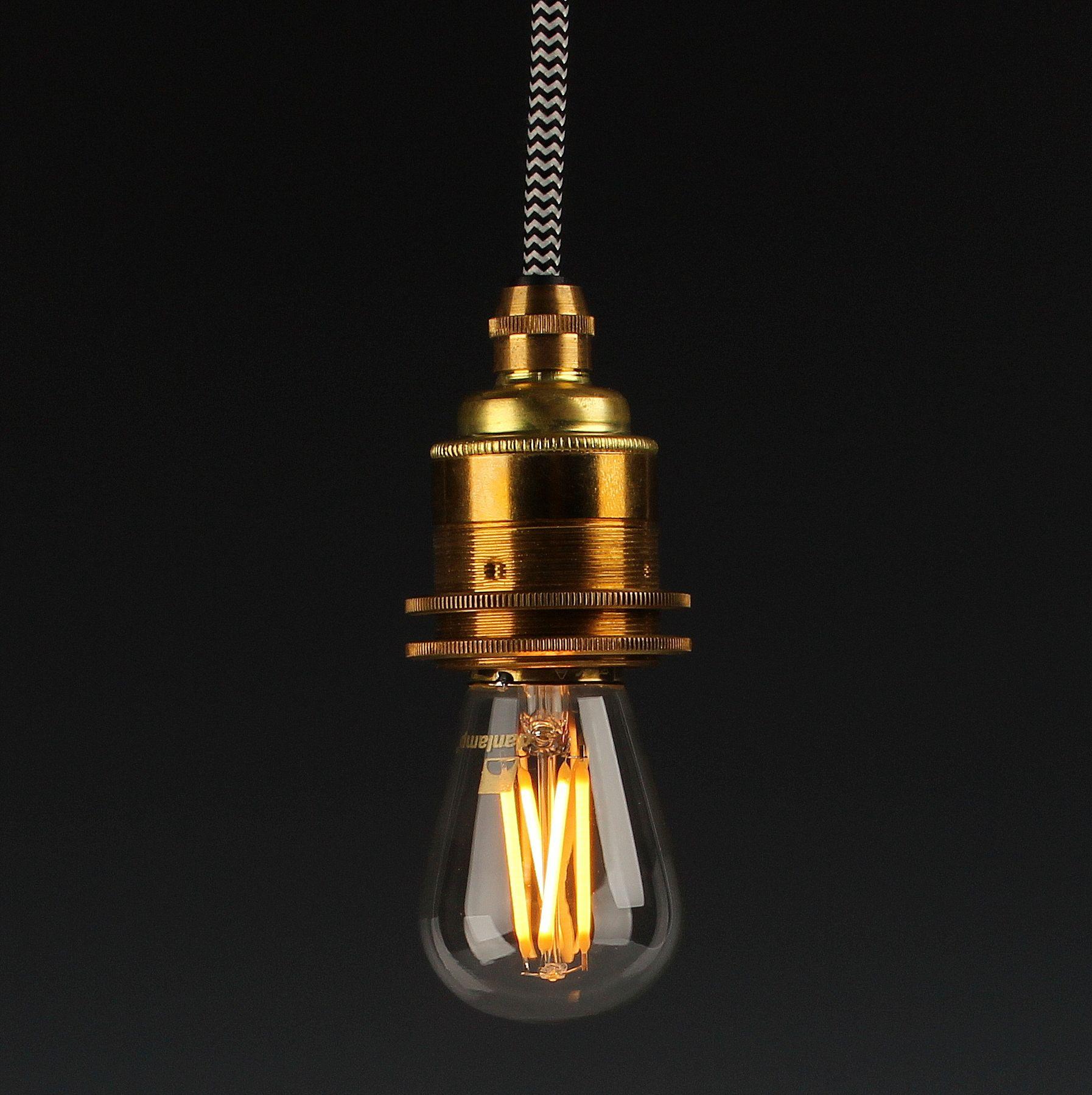 Danlamp E14 Vintage Deko Led Mini Edison Lampe 240v 2 5w Lampen Kaufen Lampen Led Leuchtmittel