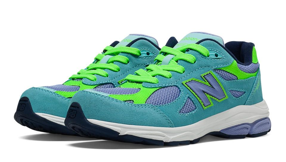 New Balance Sikes Children's Shoes Kids Shoe Store in