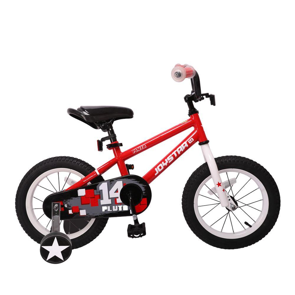 Joystar Boys Bicycle 14 Inch Kids Bike With Training Wheel And Coast Break 85 Assembled Di 2020