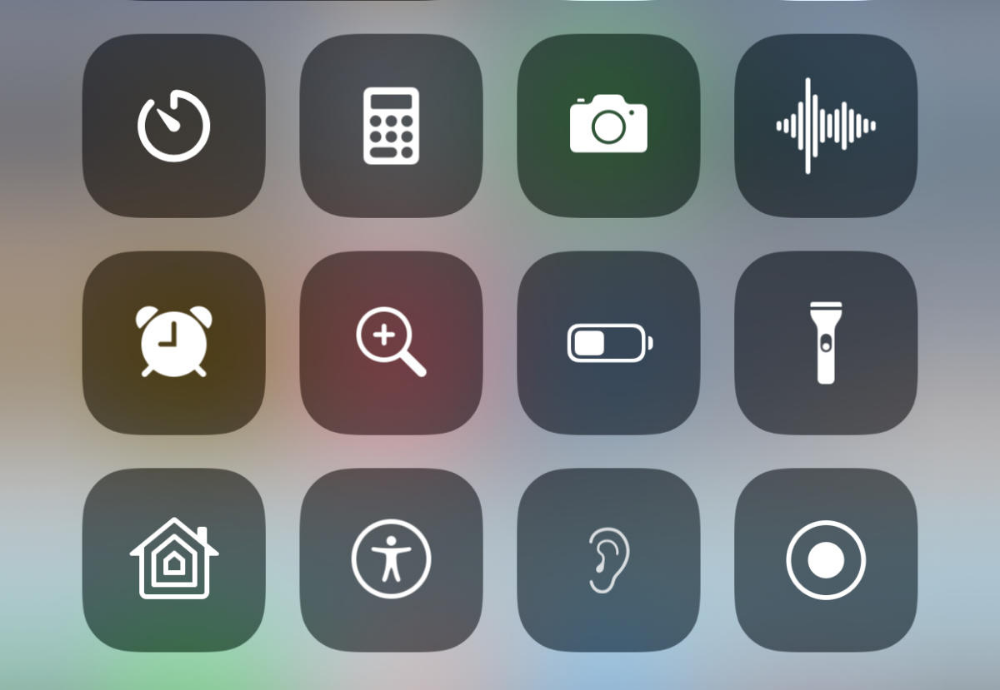 9 useful Control Center shortcuts for iPhone that you