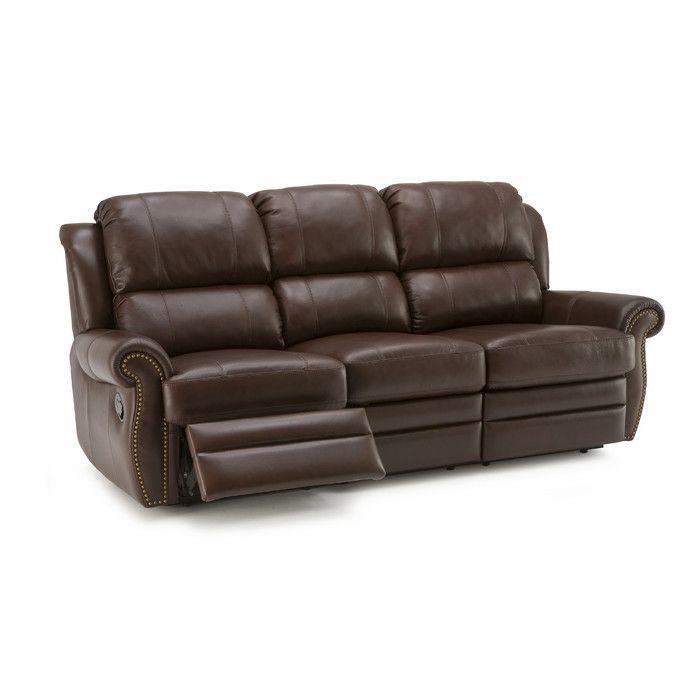 Palliser Furniture Luca Reclining Sofa, Palliser Sofa Reviews