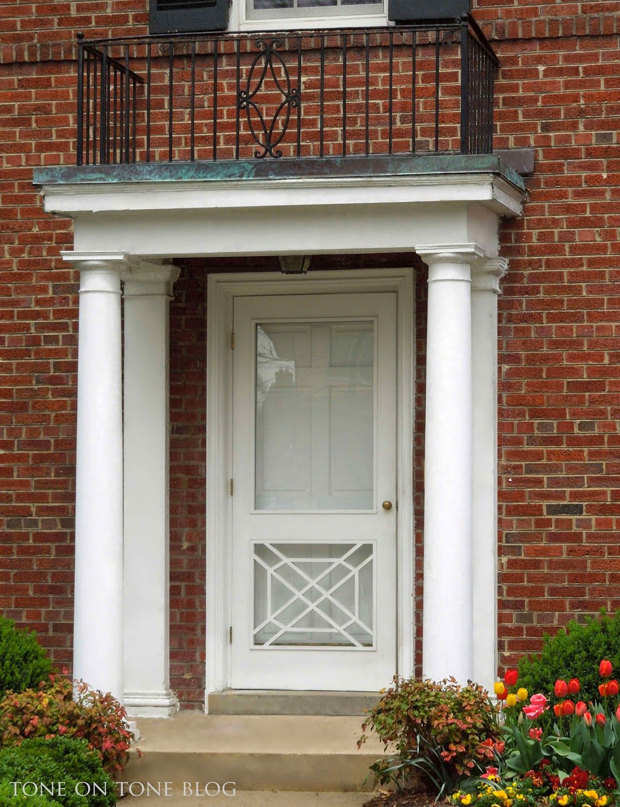 Tone On Tone Storm Doors Ideas And Inspirations Doors And