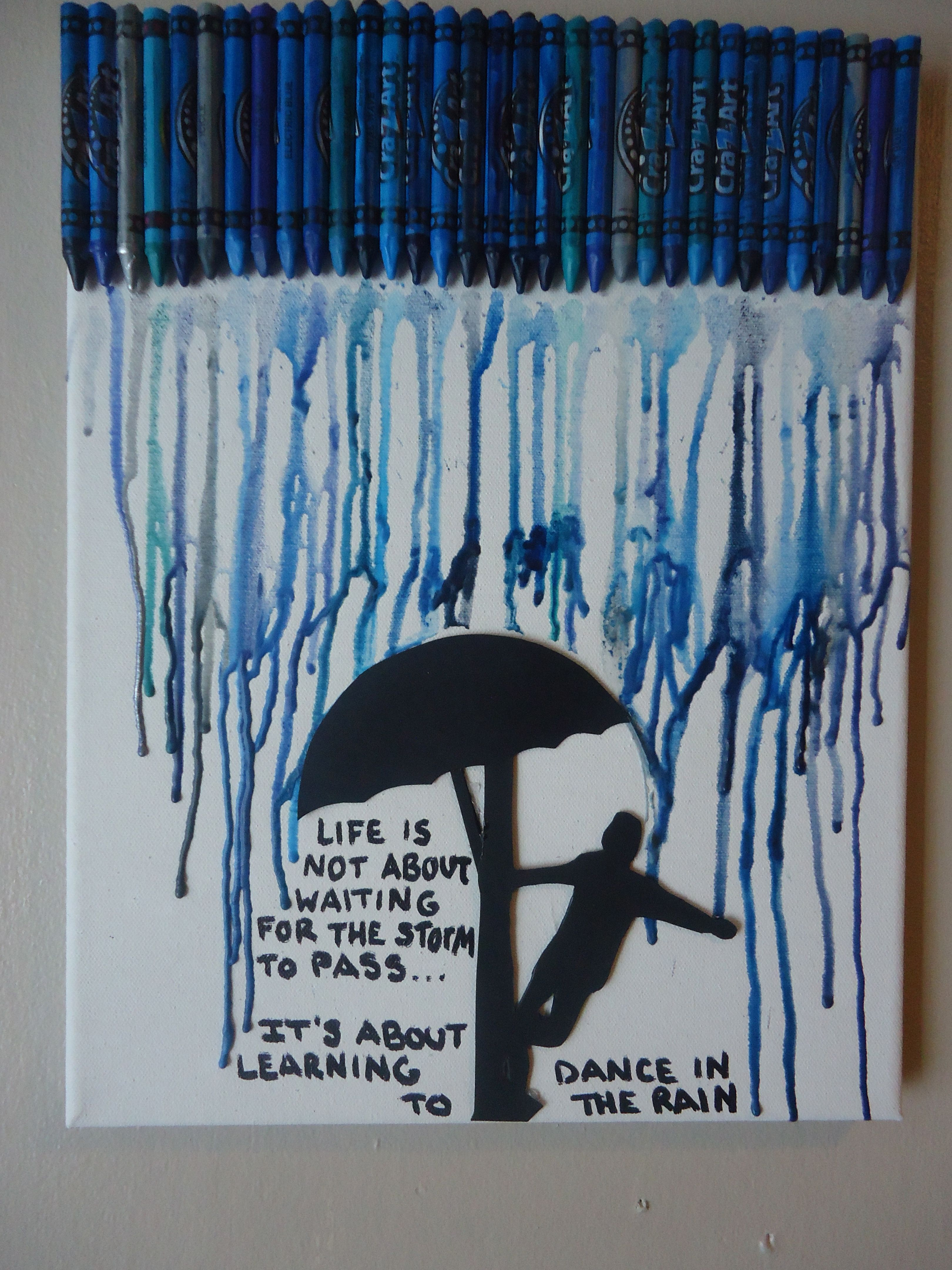 Melted Crayon Art Love This Idea I Have So Many Boxes Of