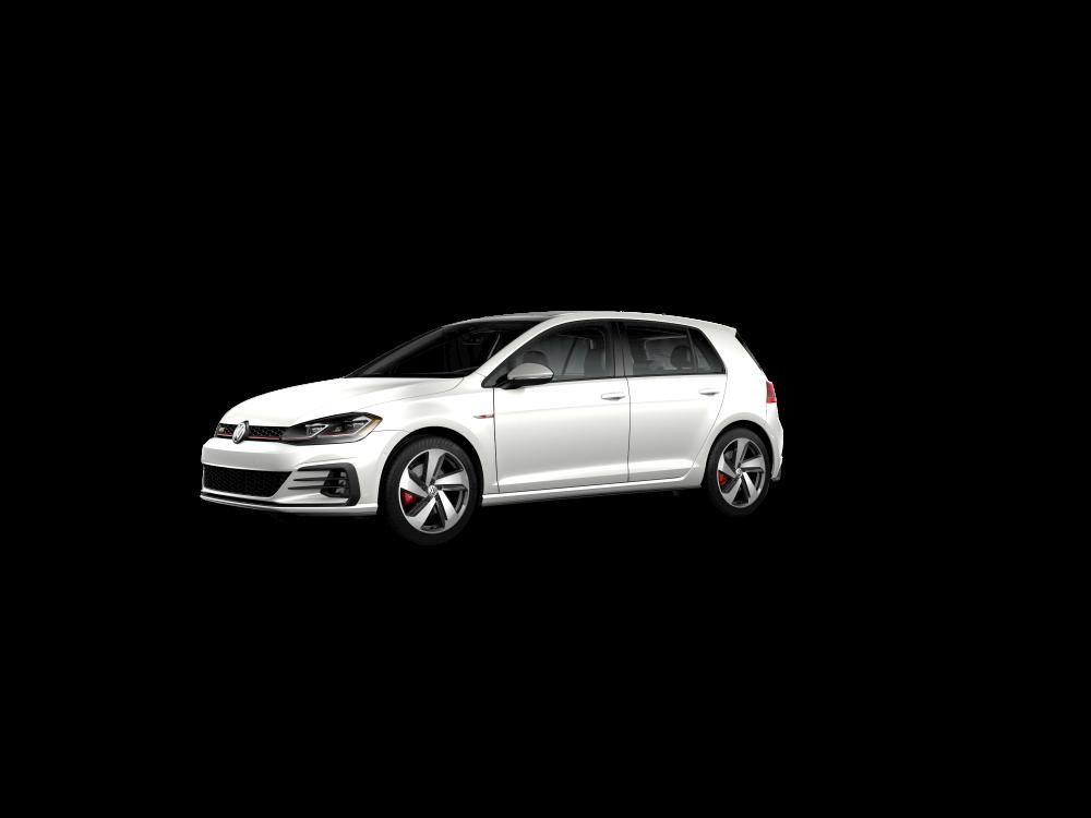 2019 Vw Golf Gti Stylish Hot Hatchback Volkswagen Hot Hatchback Volkswagen Golf Gti