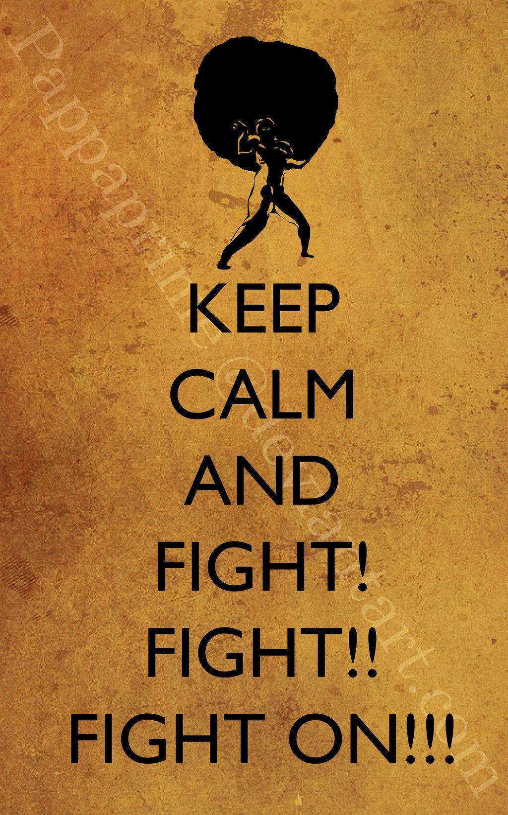 Keep Calm And Kill Titans