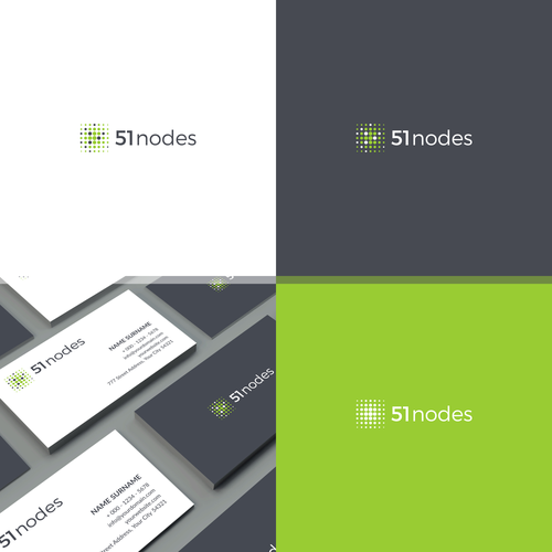 51nodes 51nodes Blockchain Decentralized Peer To Peer Network Technology Logo 51nodes Provides Blockc Logo Design Contest Technology Consulting Logo Design