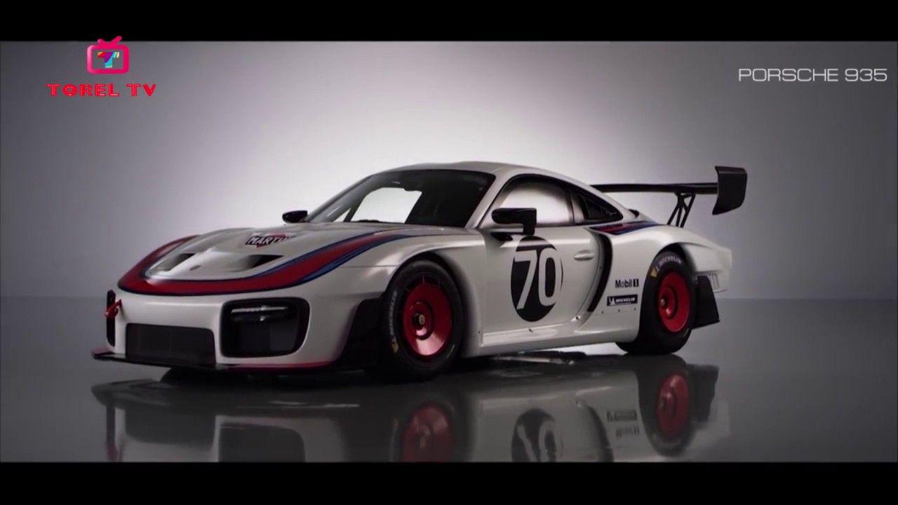 "Porsche 935TV Program ""Automania""/2019 პორშე 935"