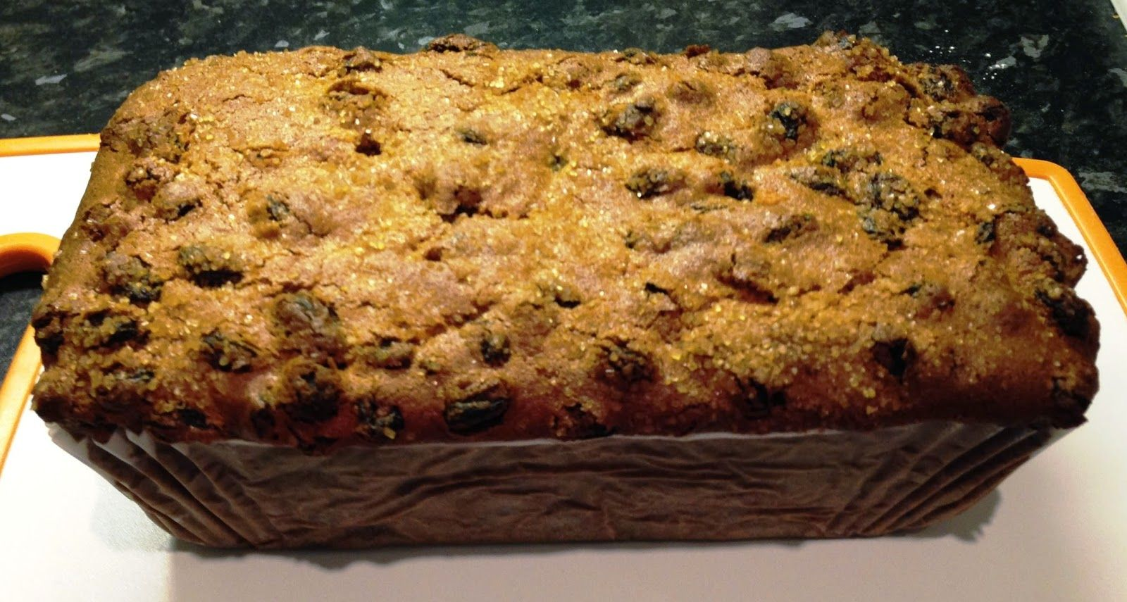 Grandma Abson's Traditional Baking: 'Ello to Yorkshire Brack