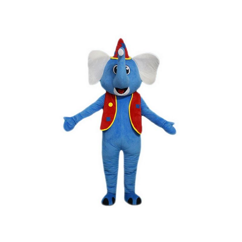 Blue Elephant Mascot Costume  sc 1 st  Pinterest & Blue Elephant Mascot Costume | Wedding Mascot | Pinterest | Mascot ...