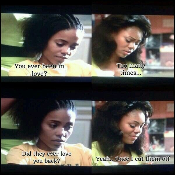 Love And Basketball Quotes Magnificent Out Of All The Times I've Seen Love And Basketball I Never Really