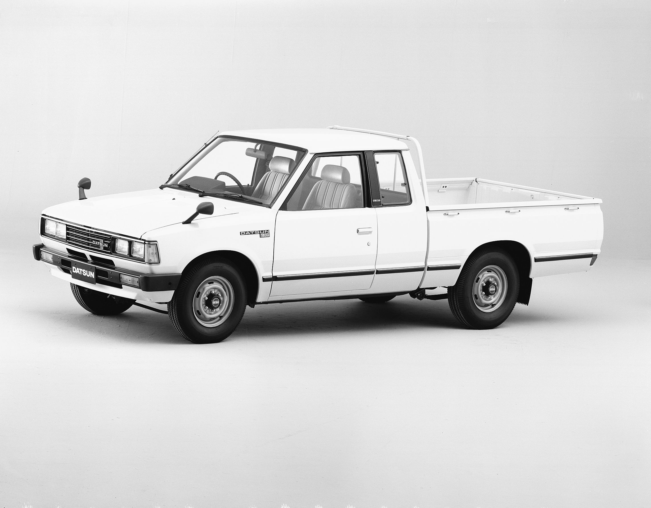 Datsun Pickup King Cab Jp Spec 720 1979 85 Пикап Автомобиль