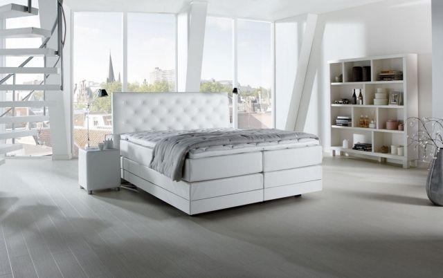 Modern box spring beds provide a heavenly sleeping feeling