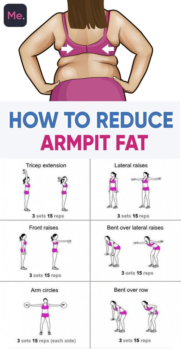 Workouts with a special diet will help you to get rid of extra fat in your probl…