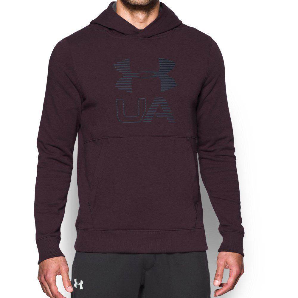7c1489ed5ee1 Under Armour Men s UA Stretch Fleece Graphic Hoodie