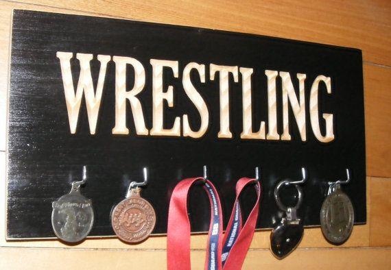 Wrestling Medals Hanger Wrestling Medal Display Rack