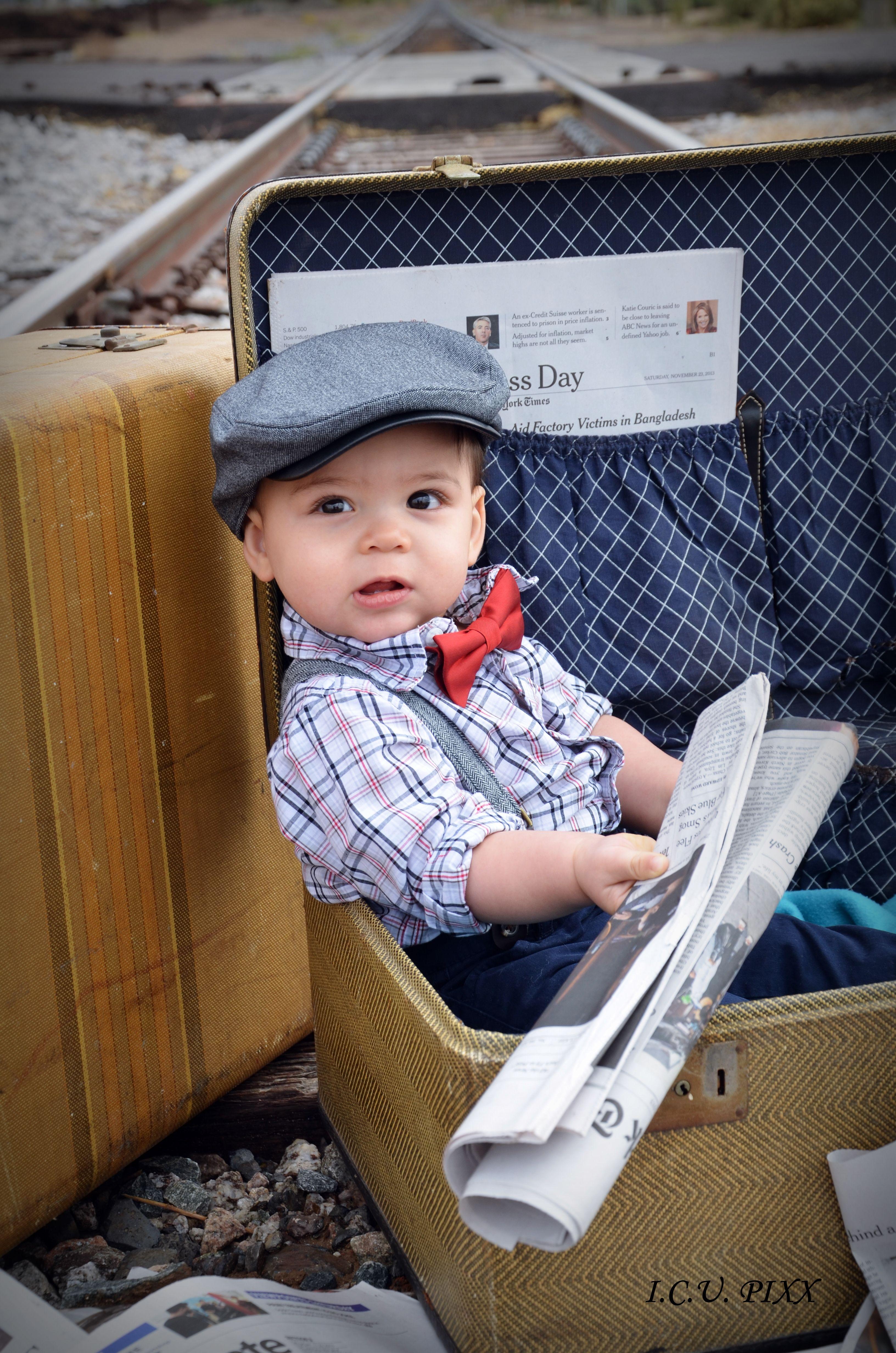Bryadens 9 month pics vintage look Future baby, Pics