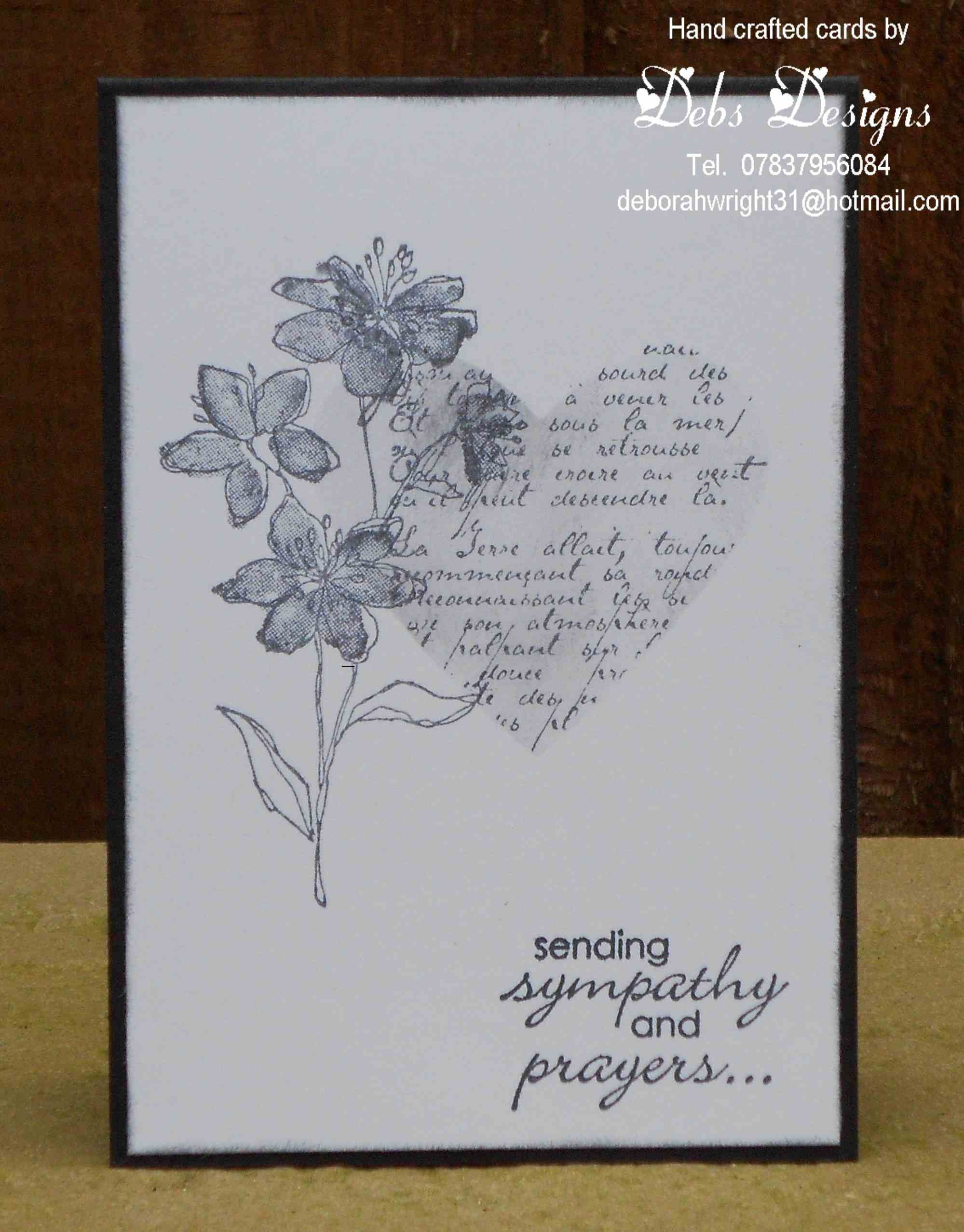 Sympathy cas cards pinterest cards card ideas and layouts