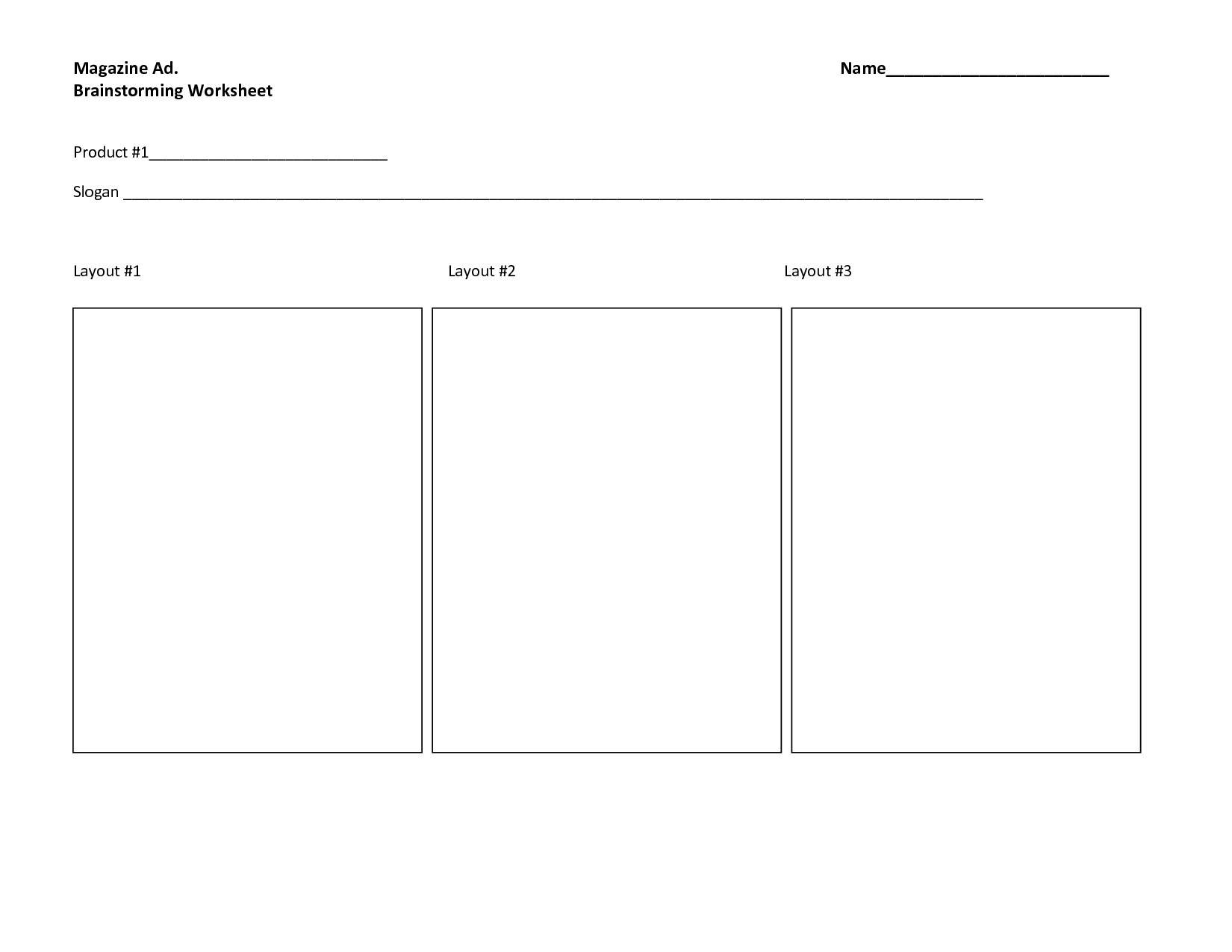 Instorming Worksheets First Grade Instorming Best Free