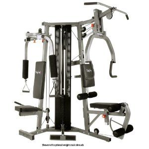 Fresh Home Gym Equipment Package
