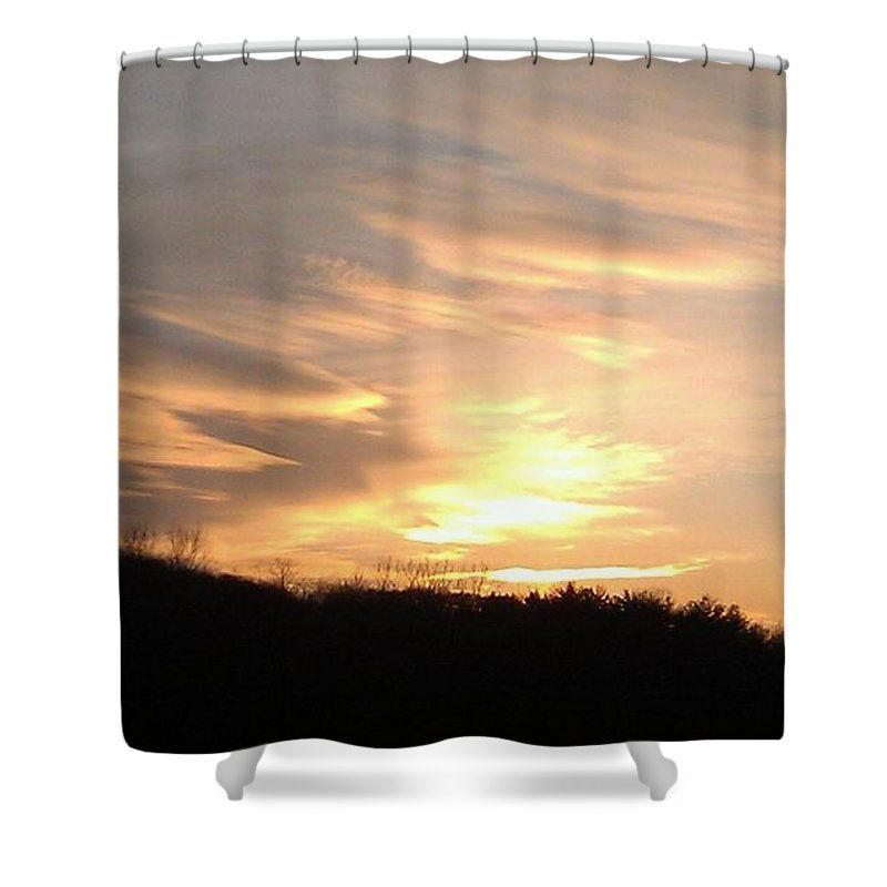 Angels Watching Over Me Shower Curtain For Sale By Trent