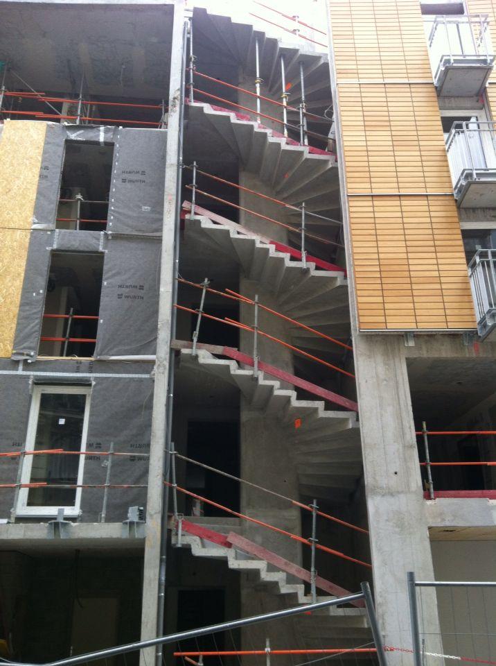 Stairs bichat