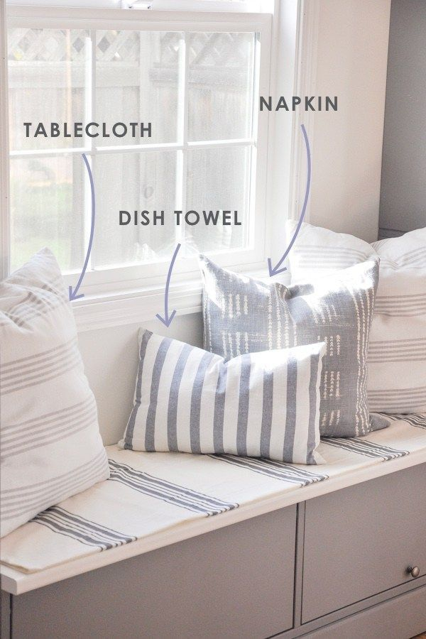 All About Diy Pillows Where To Source Fabric And How Much