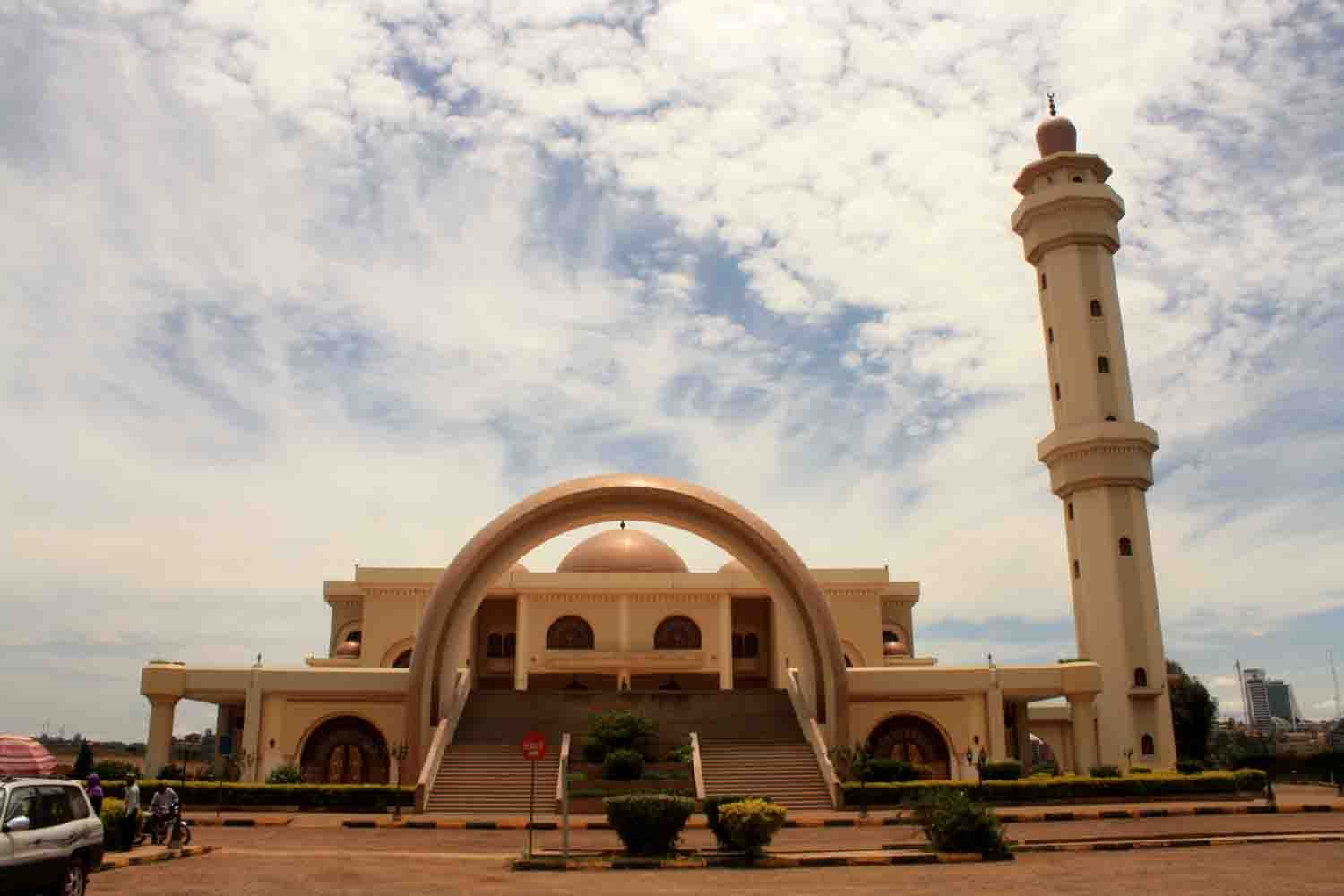 Gaddafi national mosque - Free Walking Tour in Kampala Uganda | Ummi Goes Where?