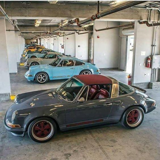 ich liebe meine 911 – vintageclassiccars: Like the Fuchs .. – Auto Innenausstattung Design
