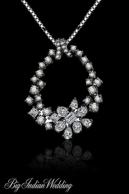 As Motiwala Diamond Pendant Bridal Jewelry Jewelry Diamond