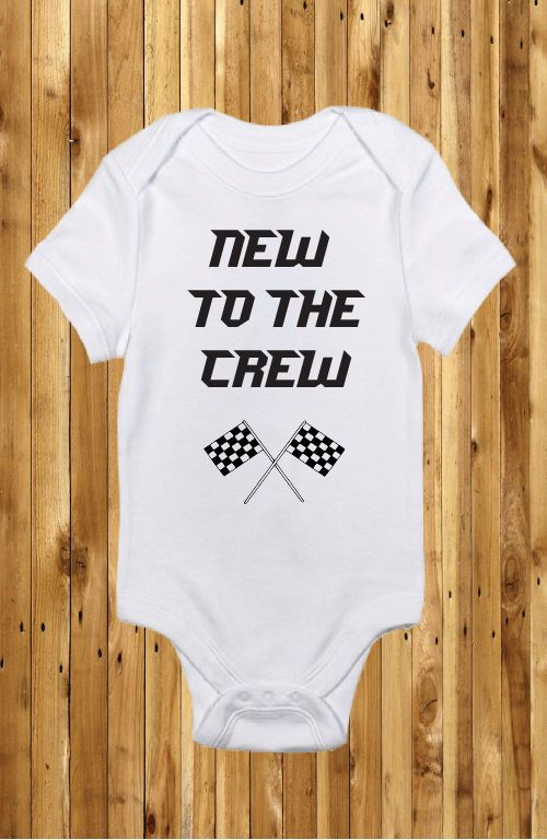 unisex baby clothes sports baby Race Car baby onesie baby boy baby girl race car shirt Future Race Car Driver baby shirt racing onesie