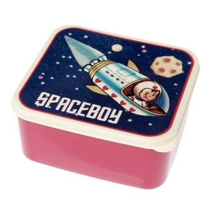 So sweet Spaceboy lunch box