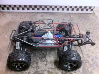 VGRacing / Roll Cage City Photo Gallery - Stampede VXL 4x4/side view