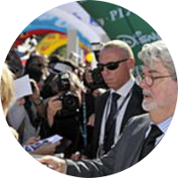 I thought Star Wars was too wacky for the general public. - George Lucas http://ift.tt/1THLCWr  #George Lucas
