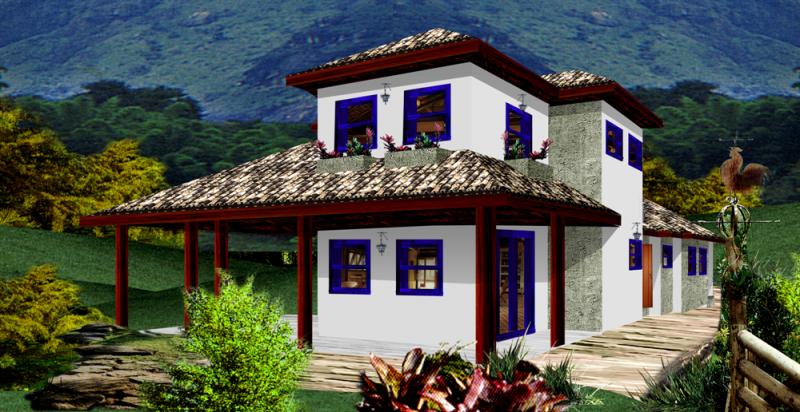 fach 2 | Casa estilo colonial | Pinterest | Casa estilo y Estilo