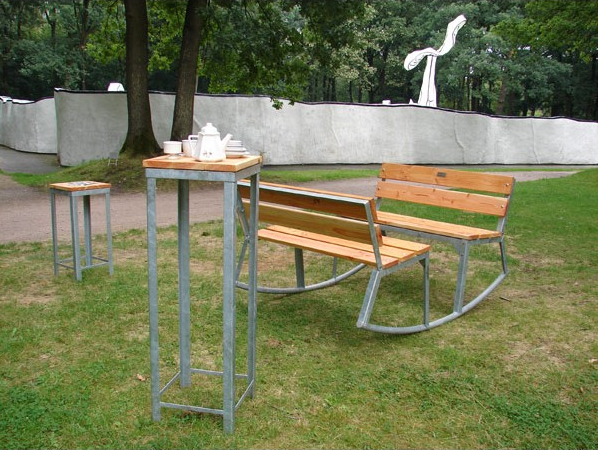 Op de Dream Bench mag je weer even kind zijn     roomed.nl
