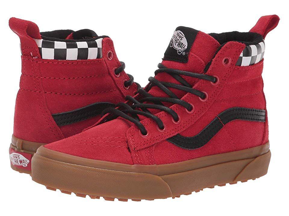 22dd30efa26 Vans Kids SK8-Hi MTE (Little Kid Big Kid) Boys Shoes (MTE ...