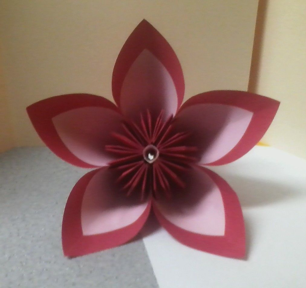 9 Origami Kusudama Flower Coloring Pages Pinterest Origami And