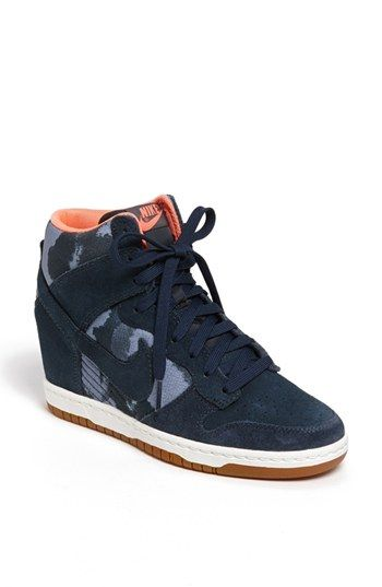 official photos 7611a 78167 Nike Dunk Sky Hi Wedge Sneaker (Women) available at Nordstrom