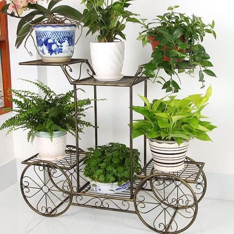 Statue Of Best Wrought Iron Flower Stand Unique Design For Interior House Plants Decor Flower Stands Wrought Iron Decor