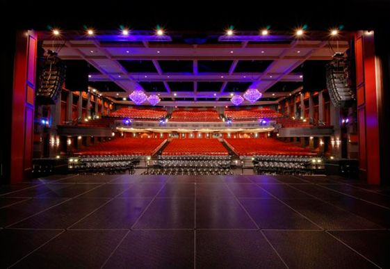 View Of Audience From Stage Google Search Fillmore Miami Music Seating Charts