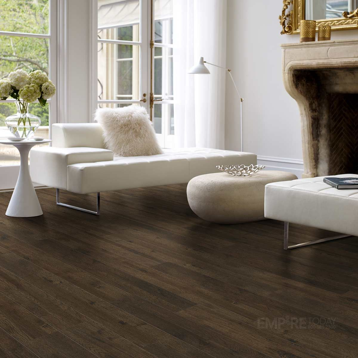 Get a realistic woodlook with durability with Empire