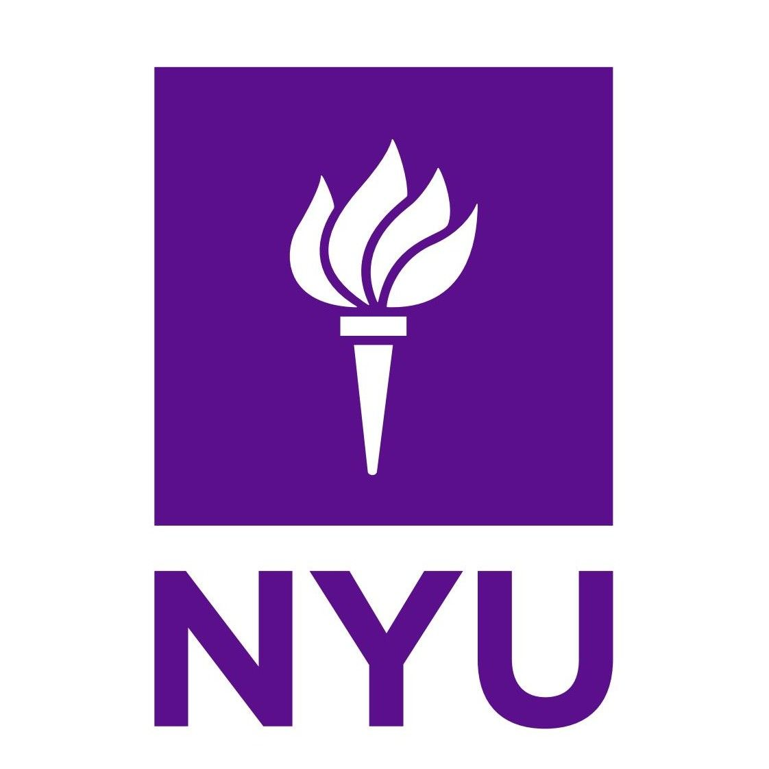 Image result for NYU logo