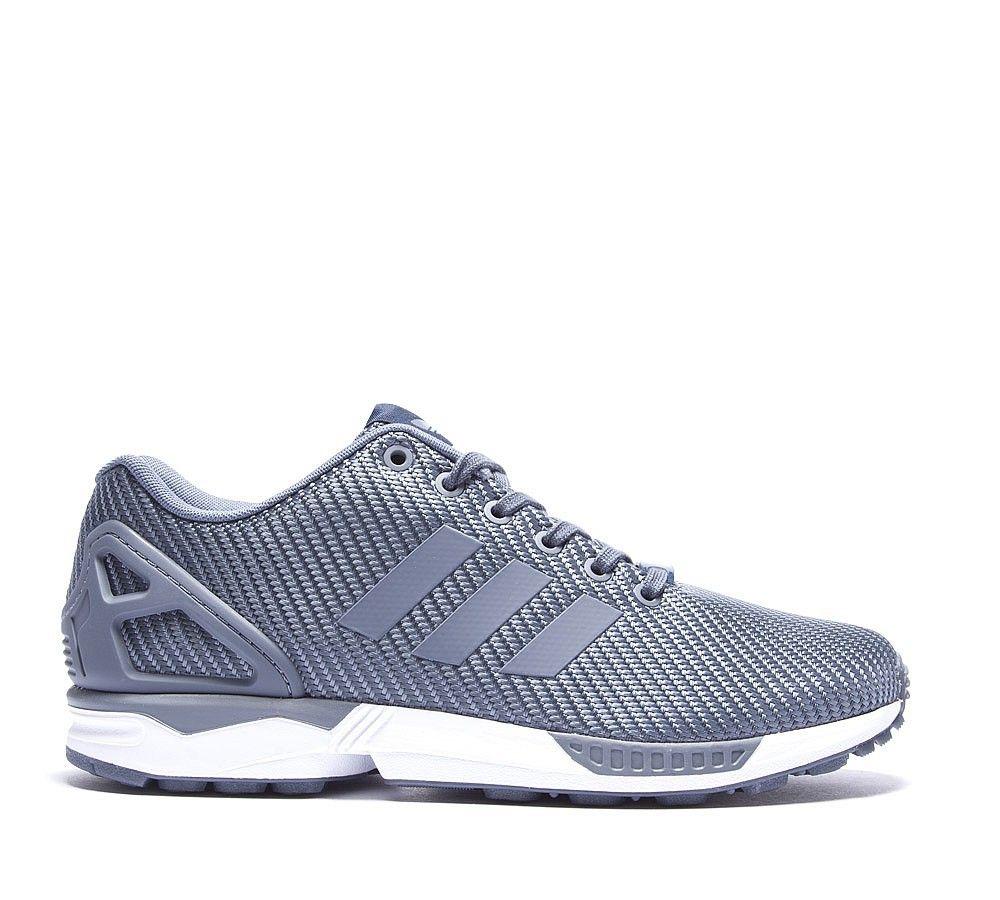 adidas zx flux gris et bleu