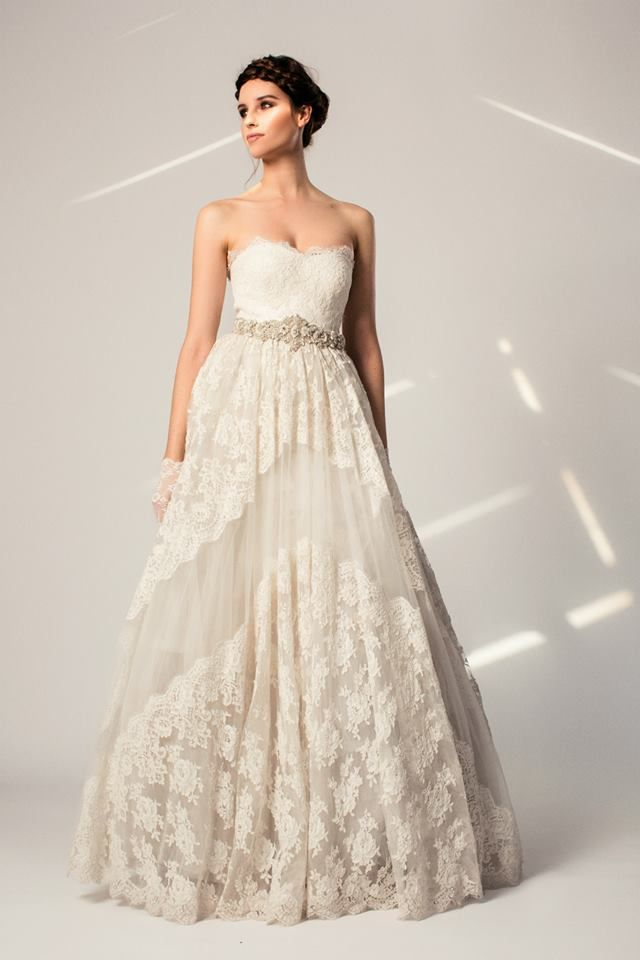 Can\'t Get Enough of these Temperley London Wedding Dresses | Wedding ...