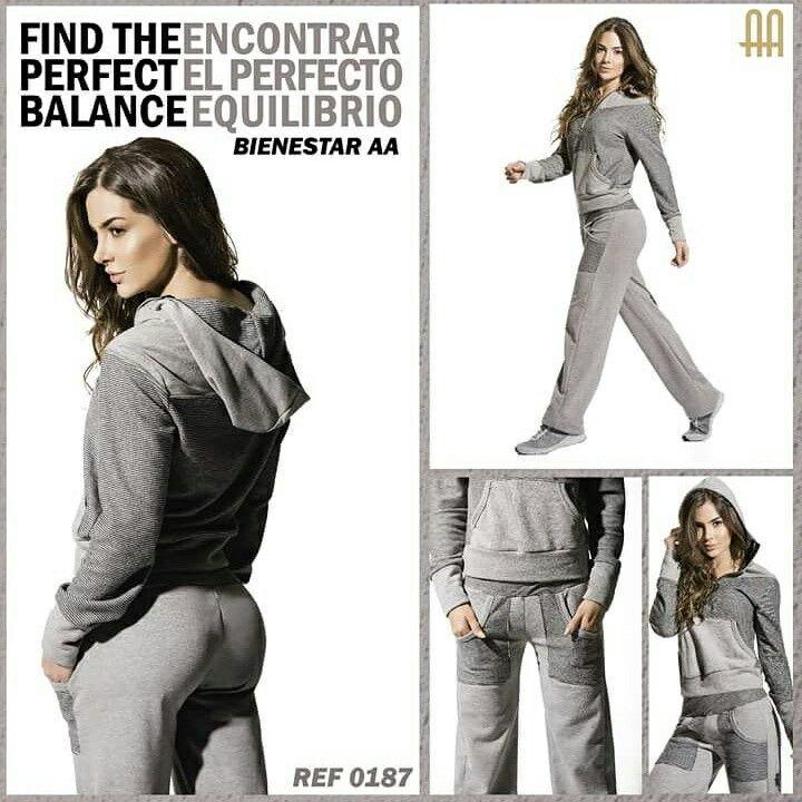 Conjunto deportivo bienestar- pantalon sudadera y chaqueta gris para hacer yoga, pilates, bailar,caminar. Tendencia spoty chic o sport glam