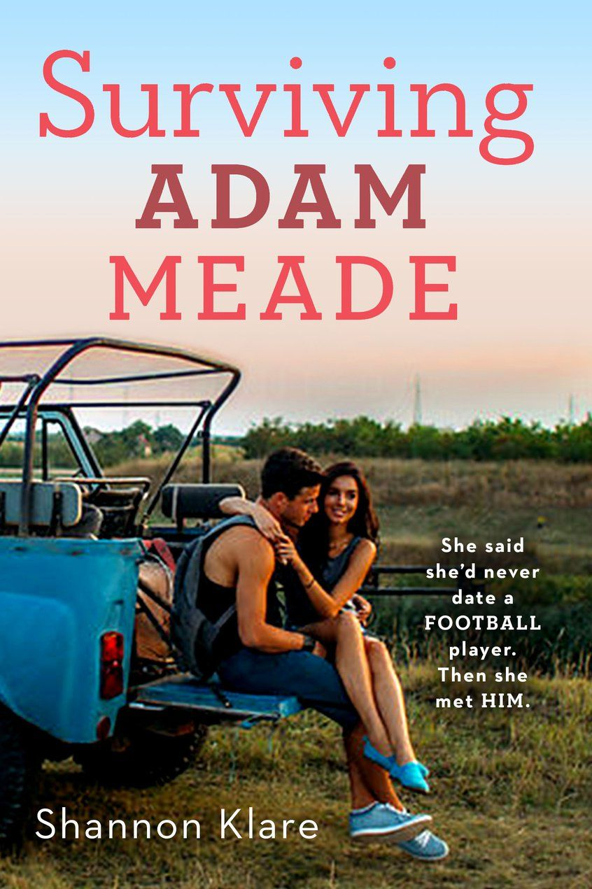 And the winning cover for SURVIVING ADAM MEADE is