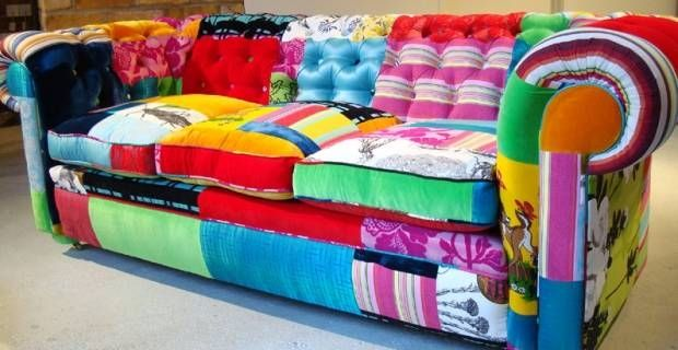 Qu es y c mo hacer patchwork paso a paso patchwork muebles sof y sillones - Como hacer fundas de sofa paso a paso ...
